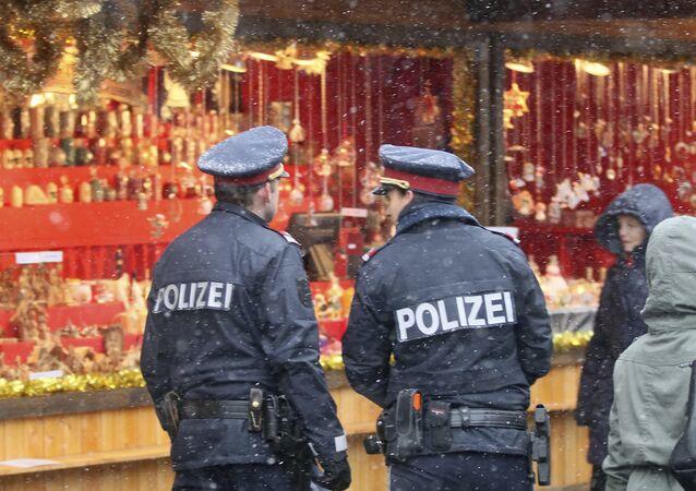 des policiers allemands (image d'illustration)