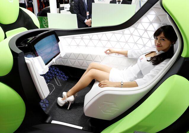Des miracles de l'industrie automobile au Salon Tokyo Motor Show 2017