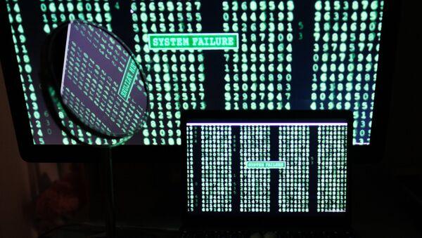 Cyberattaque - Sputnik France