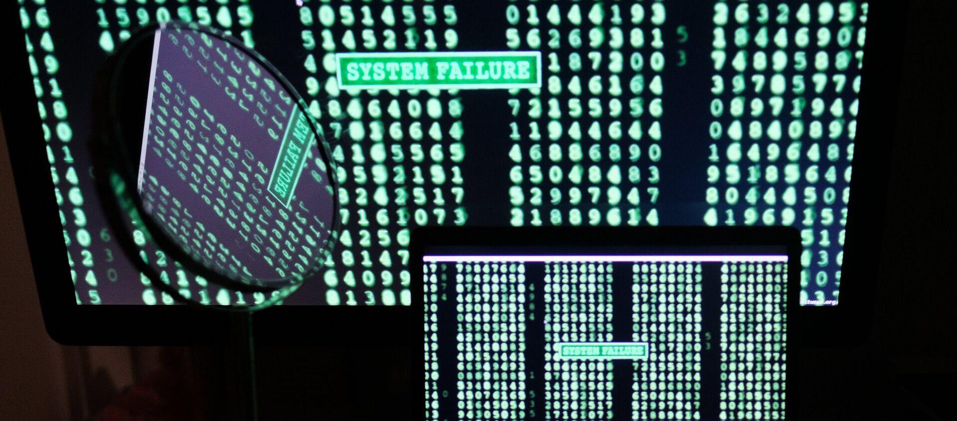 Cyberattaque - Sputnik France, 1920, 27.07.2021
