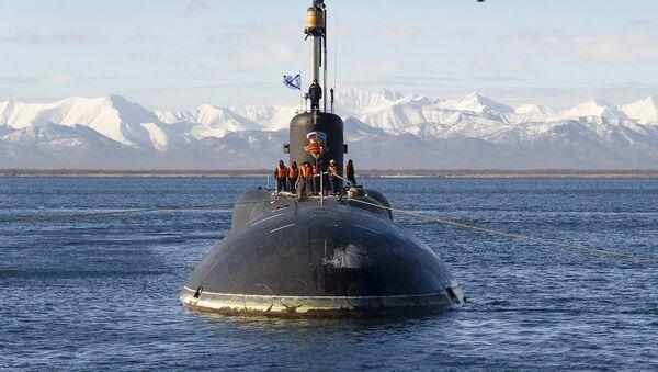 Un sous-marin (image d'illustration) - Sputnik France