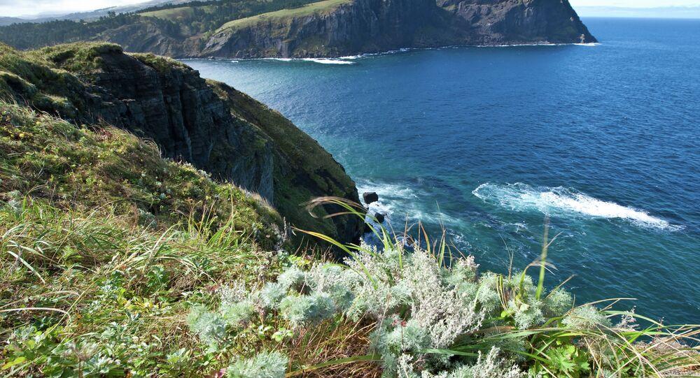 Îles Kouriles