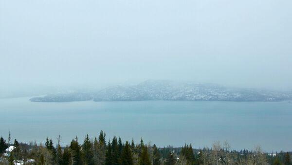 A view of a bay in the village of Kachemak, Alaska - Sputnik France