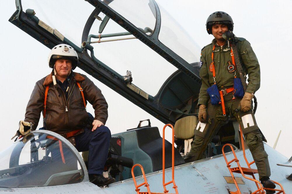 Les exercices russo-indiens Indra 2017 à Vladivostok