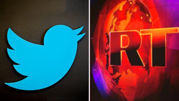 RT et Twitter - Sputnik France