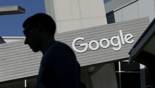 Google-Standort in Kalifornien - Sputnik France