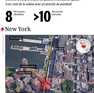 L'attentat à New York