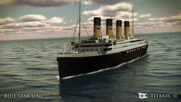 Titanic II - Sputnik France