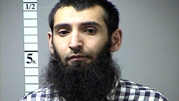 Sayfullo Saipov, the suspect in the New York City truck attack - Sputnik France