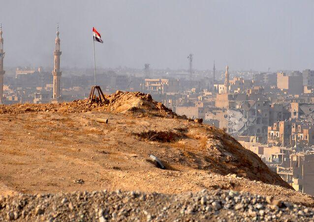 La ville de Deir ez-Zor, image d'illustration