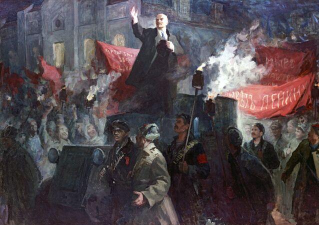 Le coût de la révolution d'Octobre