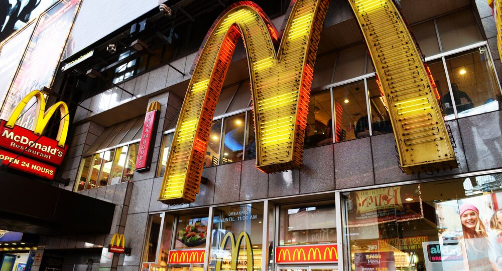 Un McDonald's