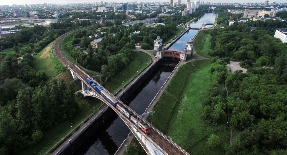 Le canal de Moscou