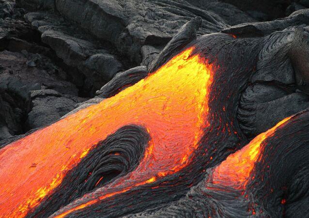 Lave, image d'illustration