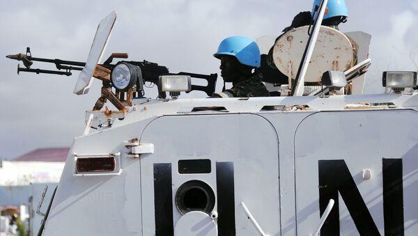 UN peacekeepers in Somalia - Sputnik France