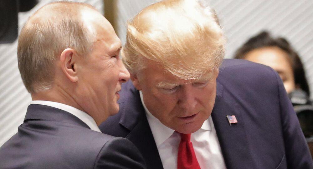 Vladimir Poutine évalue les qualités personnelles de Trump