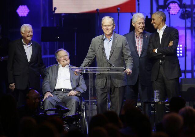 Le Congrès US s'attaque à l'indemnité des ex-Présidents
