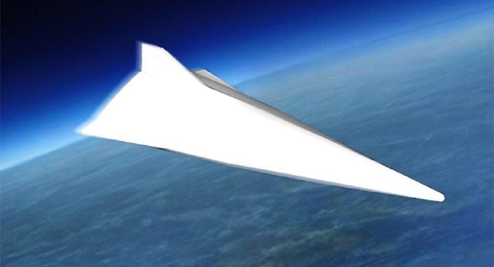 Futur drone hypersonique chinois