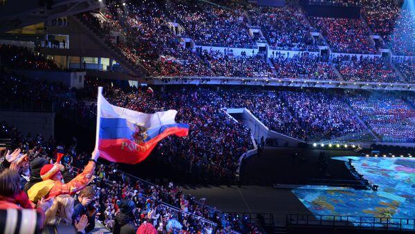Jeux olympiques - Sputnik France