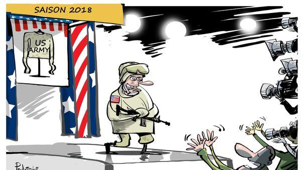 L'Armée US est à présent autorisée à accepter des recrues avec des problèmes psychiques - Sputnik France