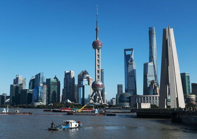 Vue de Shanghai