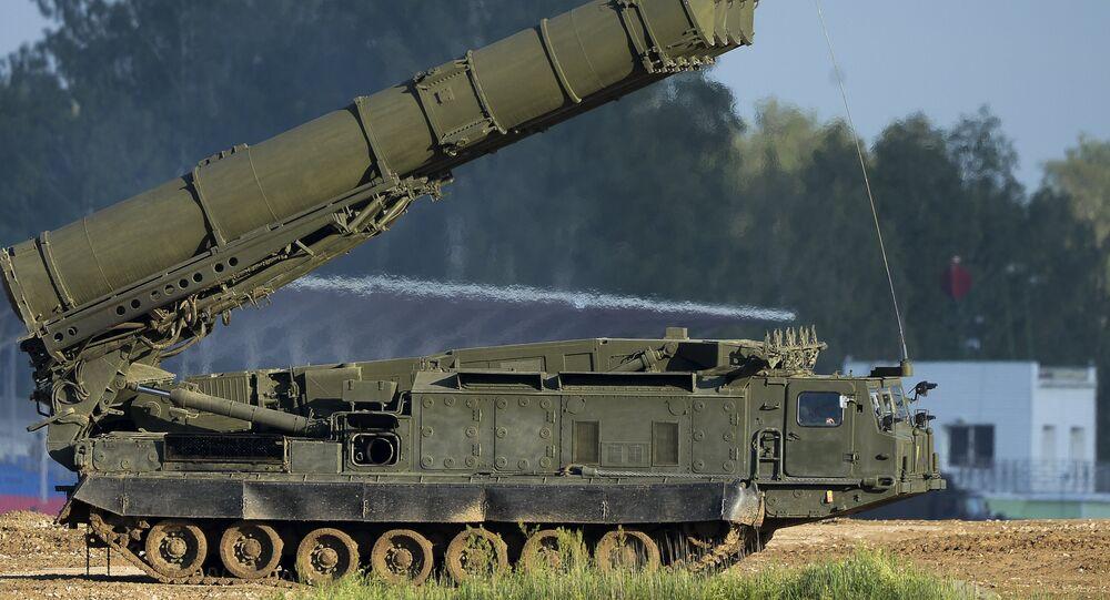 S-300VM Antey-2500