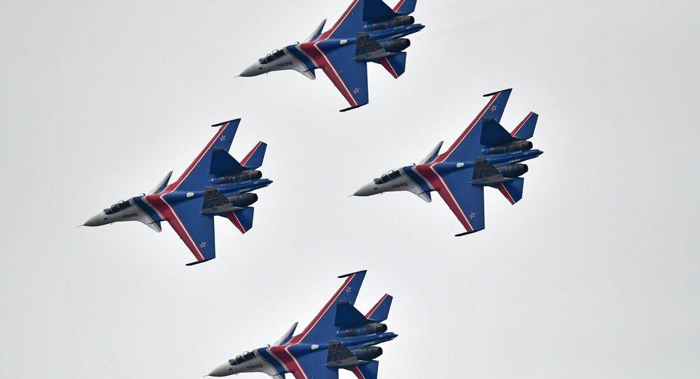 Les Su-30SM