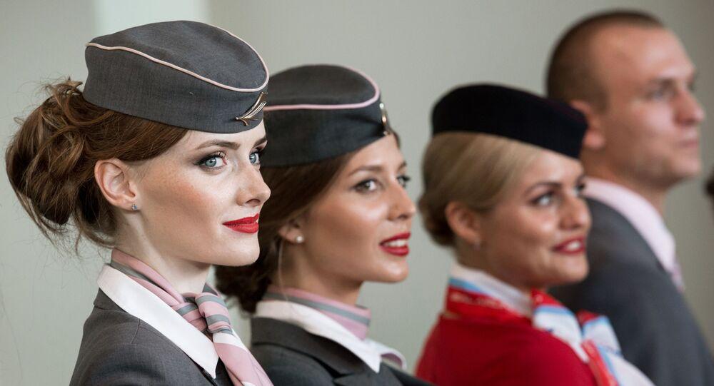 Hôtesses de l'air