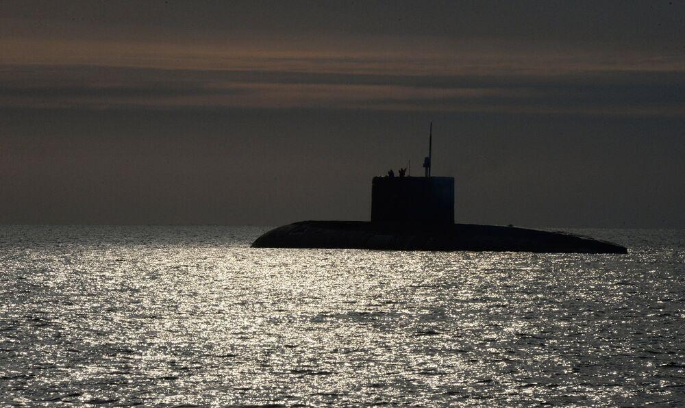 Sous-marin nucléaire sans pilote «Statut-6» (Projet)