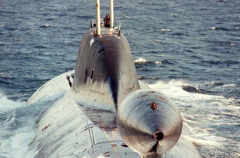 Les sous-marins du projet  971 «Chtchouka-B»