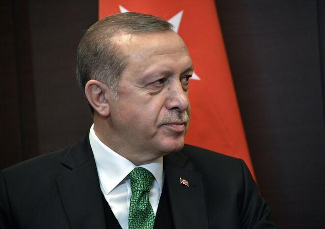 Recep Tayyip Erdogan, president turc