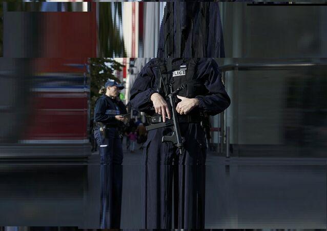 L'état d'urgence, Paris