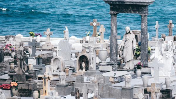 Un cementerio - Sputnik France