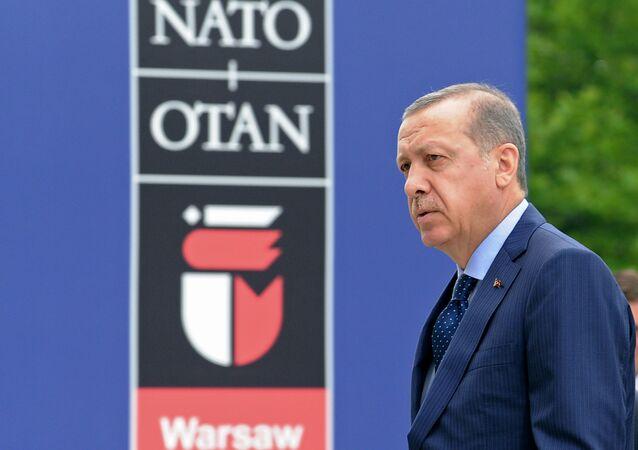 Président turc Recep Tayyip Erdogan