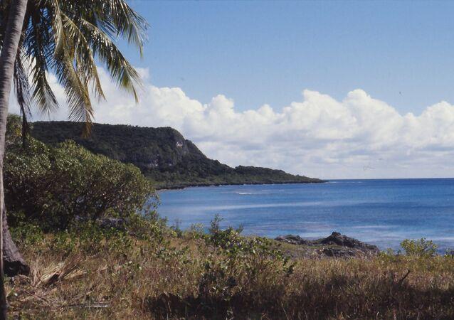 Maré, Nouvelle Calédonie