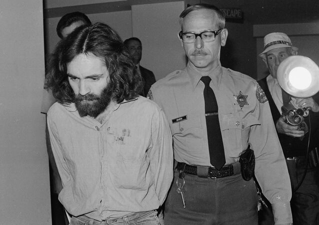 Charles Manson was convicted in 1971 of murdering seven people.