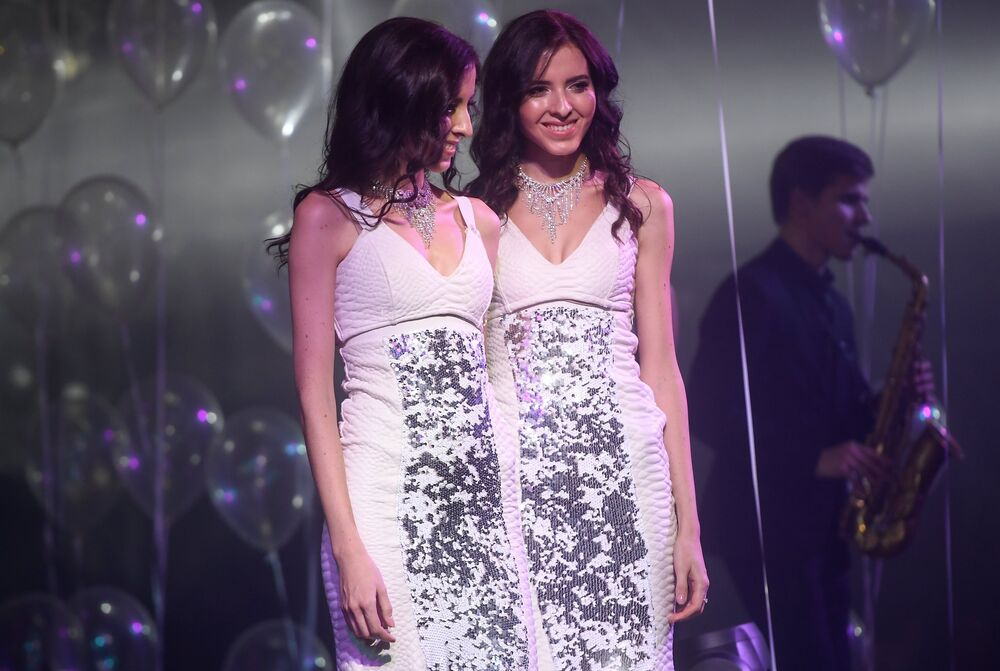 «Twins fest», le festival des jumeaux à Moscou