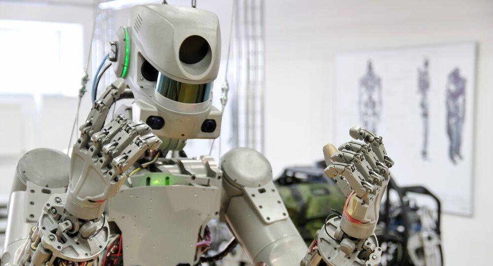 Robot Fedor