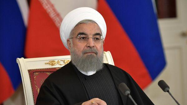 President of the Islamic Republic of Iran Hassan Rouhani - Sputnik France