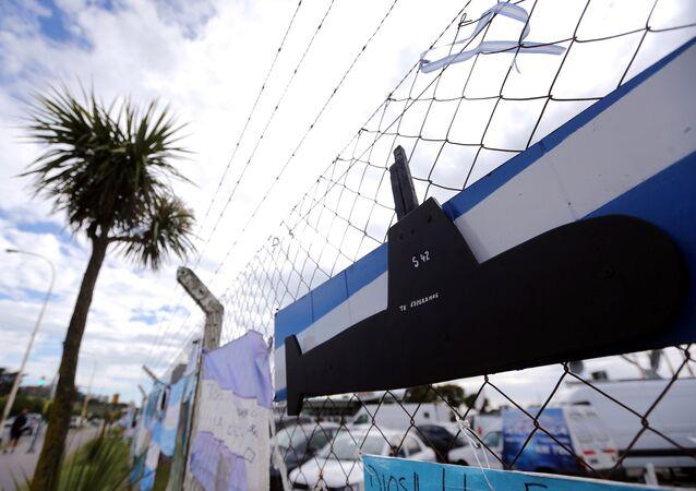 Disparition du sous-marin argentin