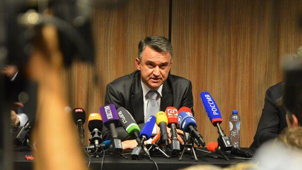 Darko Mladic, fils de Ratko Mladic - Sputnik France