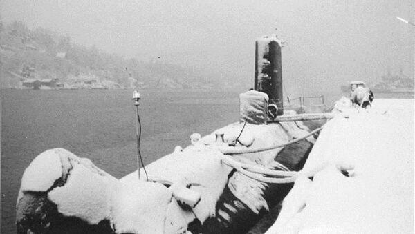 La Minerve en escale à Bergen en 1962. - Sputnik France