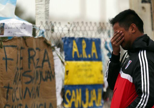 Réactions à la disparition du San Juan