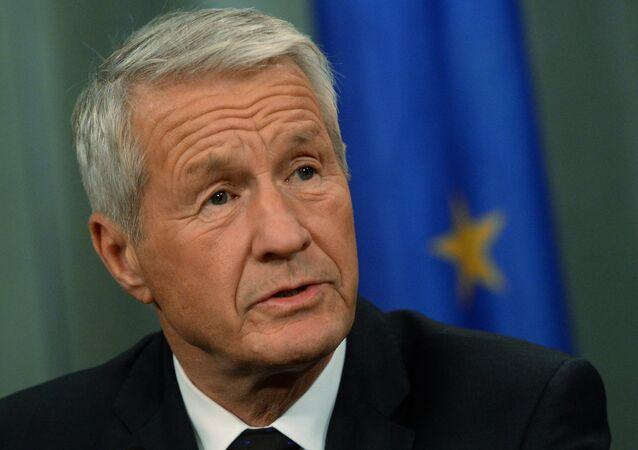 Le chef du Conseil de l'Europe envisage de lever les sanctions antirusses
