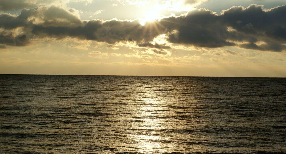 Le lever de soleil