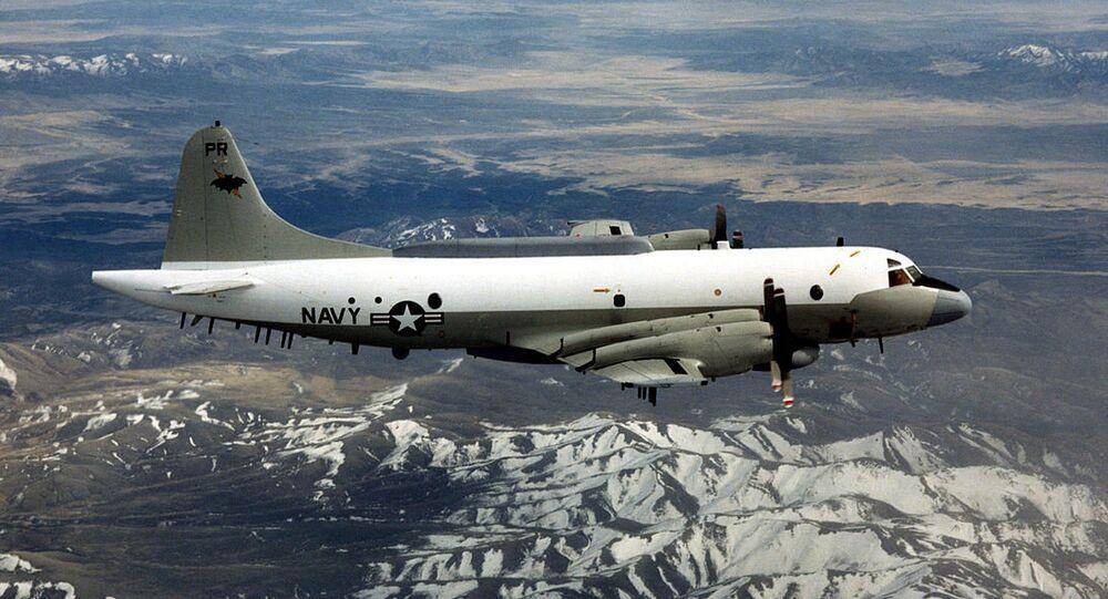 Lockheed EP-3