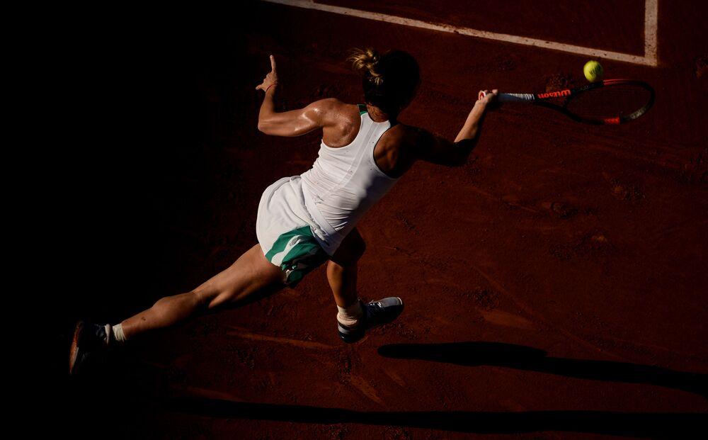 Énergie des victoires: les meilleures photos sportives