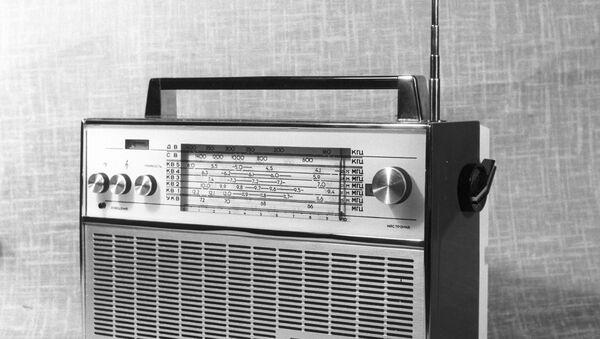 Transistor radio receiver VEF-17 - Sputnik France