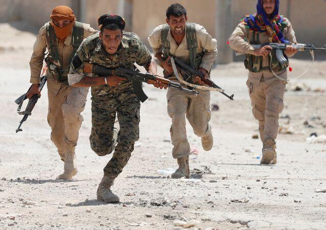 Milices kurdes