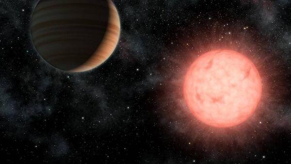 Ross 128b, une nouvelle planète susceptible d'héberger de la vie? - Sputnik France